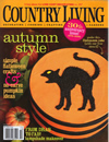 Country Living October 2008