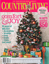 Country Living December 2008