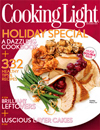 Cooking Light December 2010