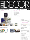 Elle Decor December 2010