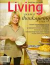 Martha Stewart Living November 2011