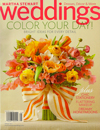 Martha Stewart Weddings April 2012
